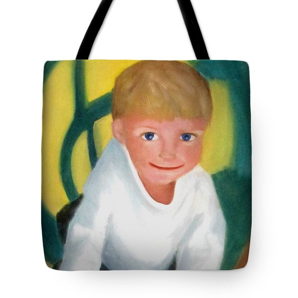 Two And A Half Tote Bag