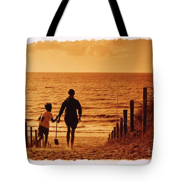 Two At Sea Tote Bag