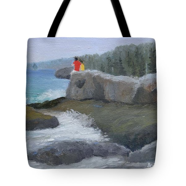 Two Brothers Tote Bag