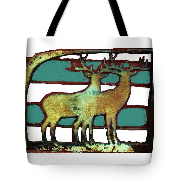Two Bucks 3 Tote Bag
