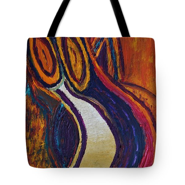 Two Candles Tote Bag