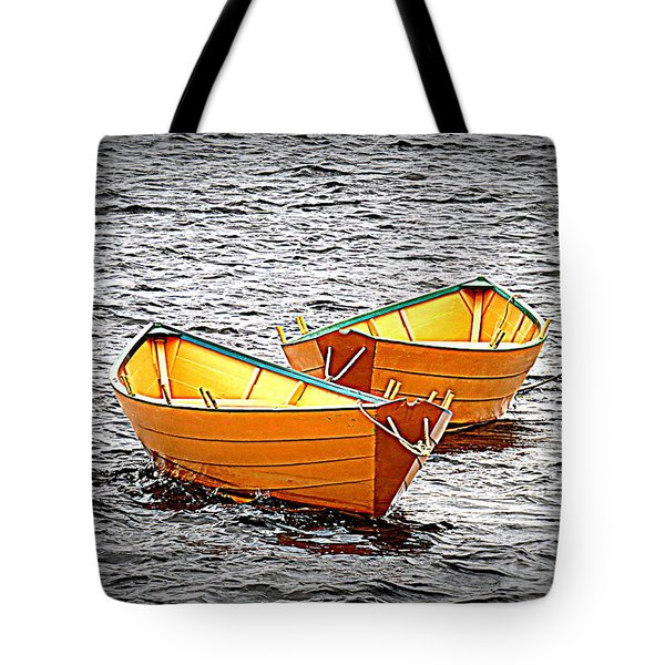 Two Dories Tote Bag