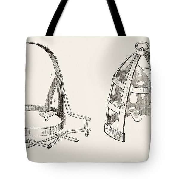 Two Examples Of Scold S Tote Bag
