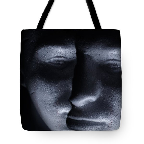 Two Faced Shadow Tote Bag