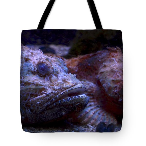 Tote Bag featuring the digital art Old Friends by Leo Symon