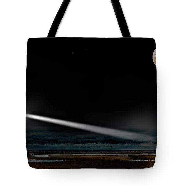 Two Guiding Lights Tote Bag