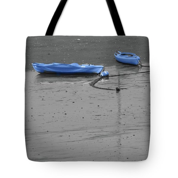 Two Kayaks Tote Bag