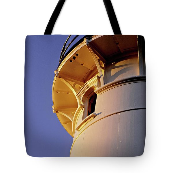 Two Lights, Cape Elizabeth Tote Bag