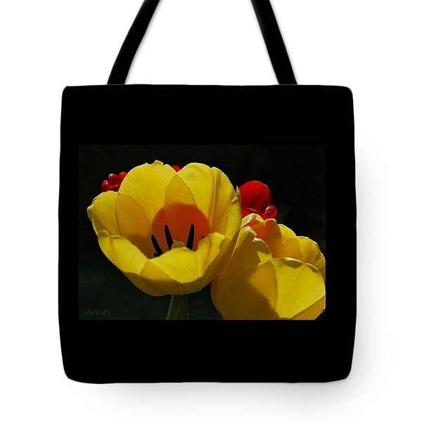 Two-lips Tote Bag