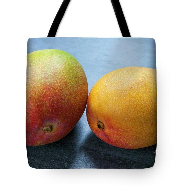 Two Mangos Tote Bag by Elena Elisseeva