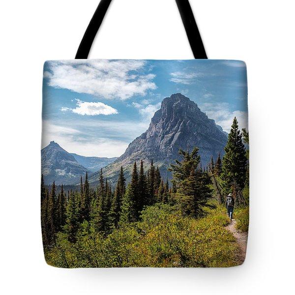 Two Medicine Valley Tote Bag