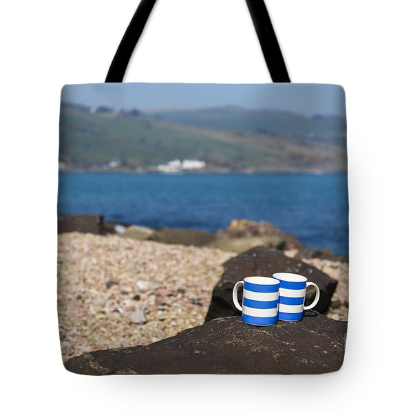 Two Mugs Tote Bag