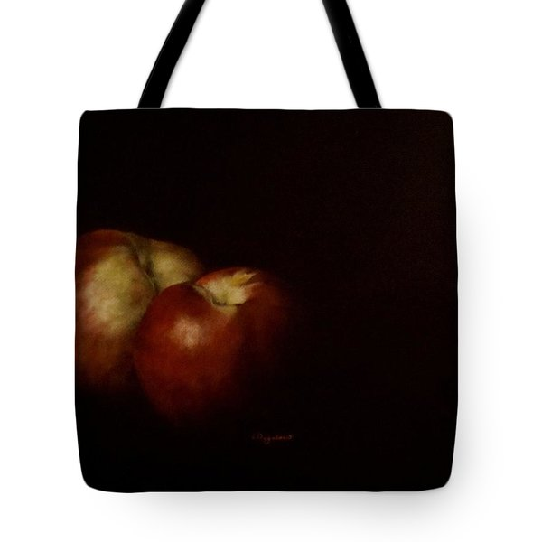 Two Nectarines Tote Bag