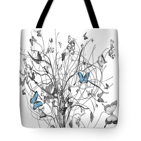 Two Of A Kind  Tote Bag by Sladjana Lazarevic