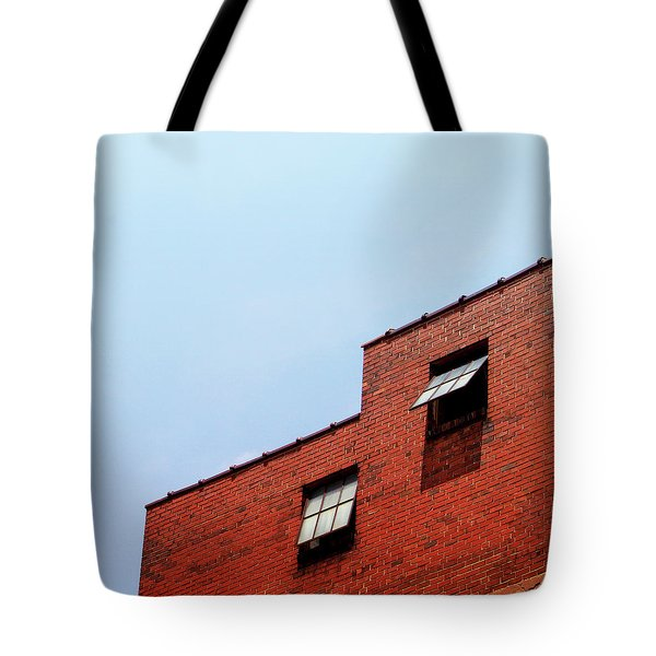 Two Open Windows- Nashville Photography By Linda Woods Tote Bag