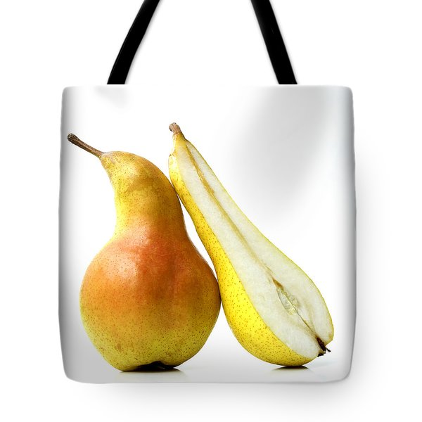 Two Pears Tote Bag