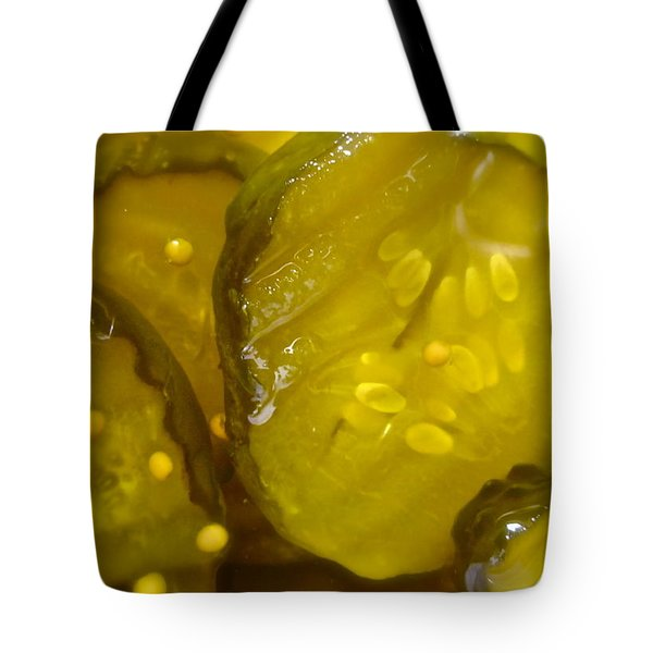 Two Seeds In One Tote Bag by Gwyn Newcombe