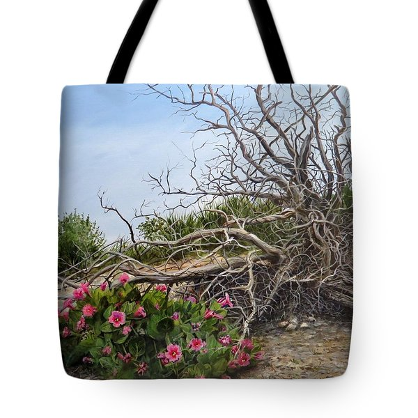 Two Stories Tote Bag