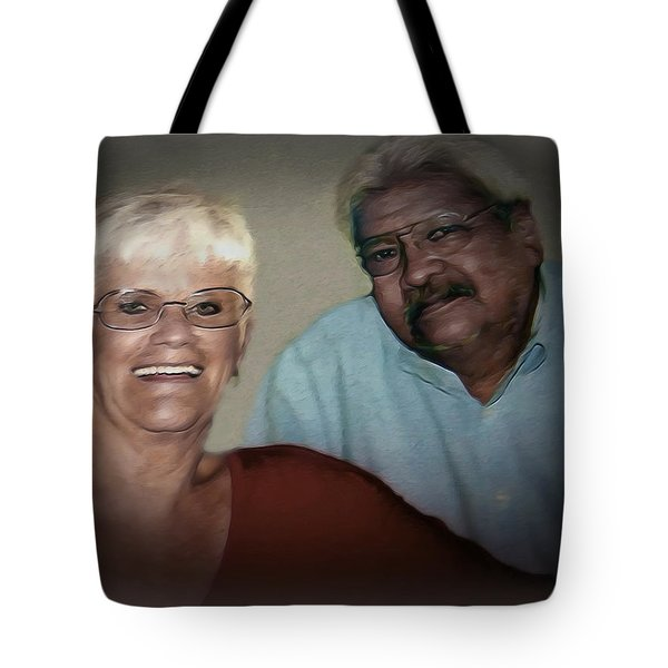 Two The Best Tote Bag
