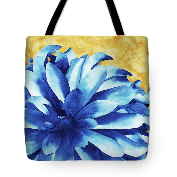 Two Tone Tote Bag by Ken Powers