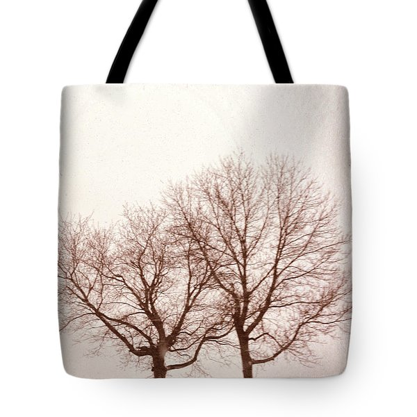 Two Trees#1 Tote Bag