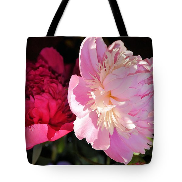 Two's Company Tote Bag by Jan Amiss Photography