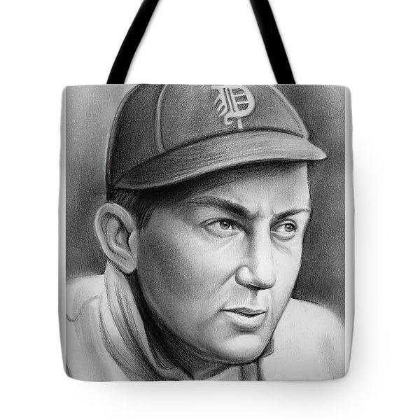 Ty Cobb Tote Bag