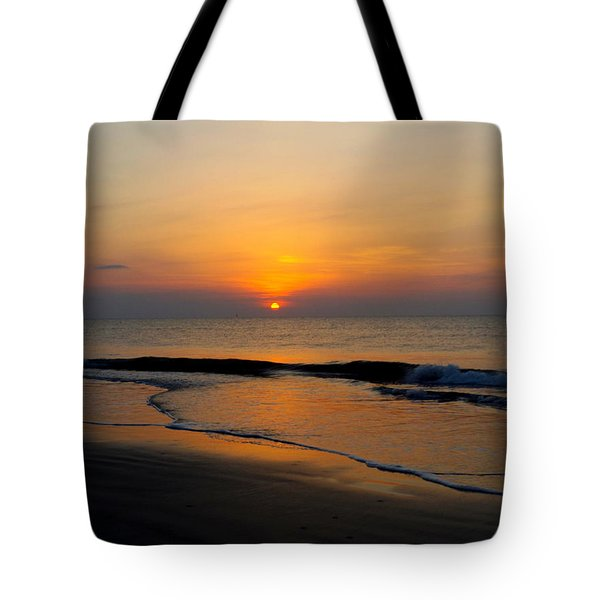 Tybee Calm Tote Bag