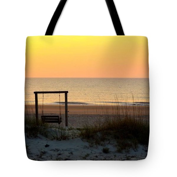 Tybee Swing Tote Bag