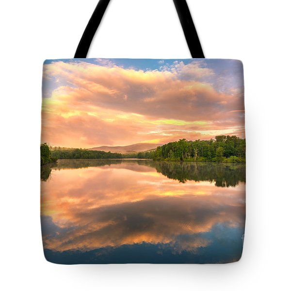 Tye Dye Tote Bag by Anthony Heflin