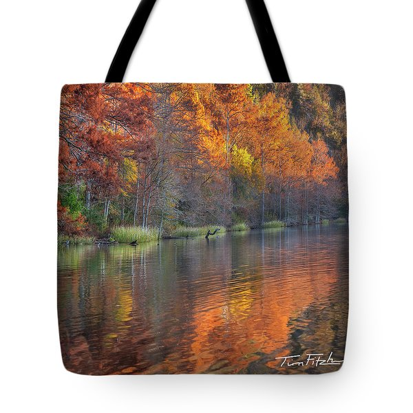 Tyler Lake Tote Bag