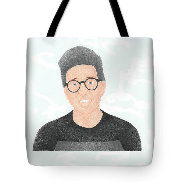 Tyler Oakley Tote Bag