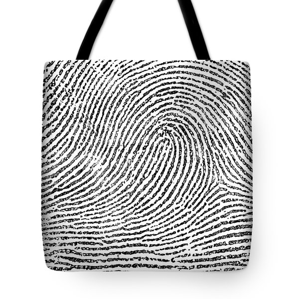 Typical Loop Pattern, 1900 Tote Bag by Science Source