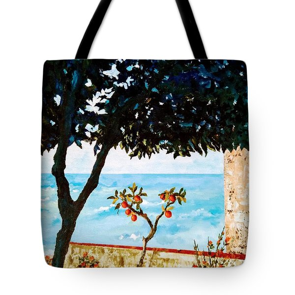 Typical Mediterranean Tote Bag