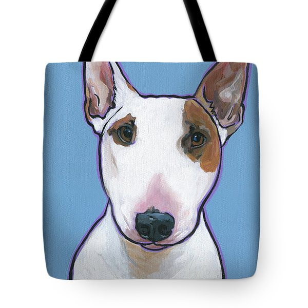 Tyson Tote Bag by Nadi Spencer