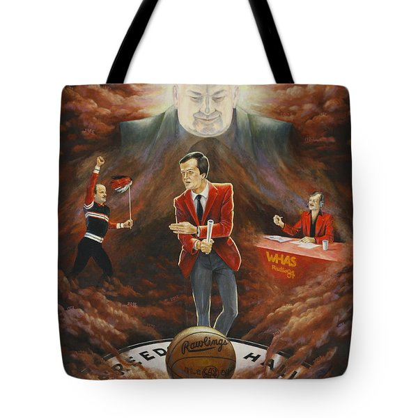 U Of L Tradition Tote Bag