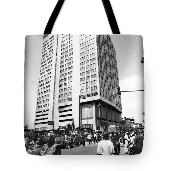 Uba Bank Marina Tote Bag