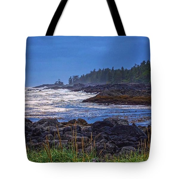 Ucluelet, British Columbia Tote Bag