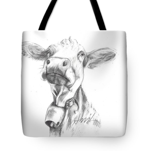 Udderly Fine  Tote Bag