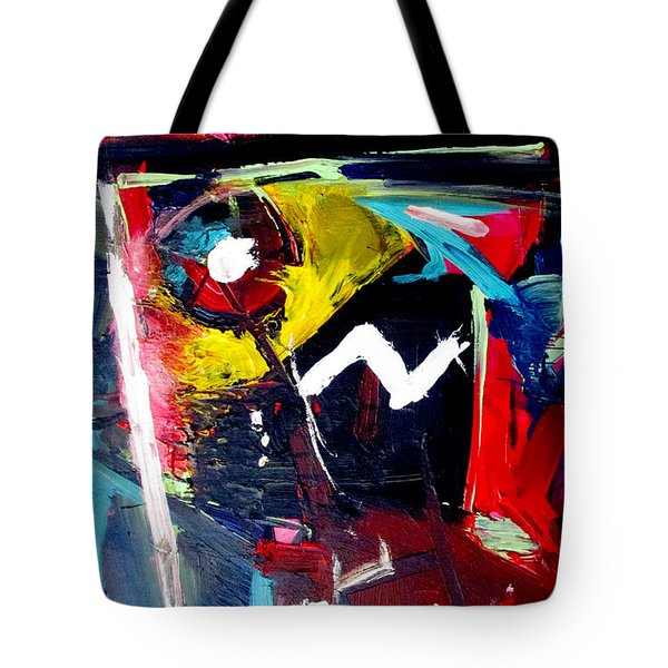 Uga Art Grad Tote Bag