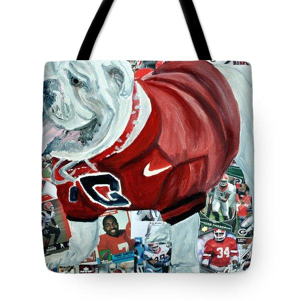 Ugga Tote Bag by Michael Lee