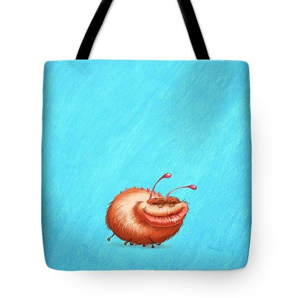 Ugly Bug Tote Bag