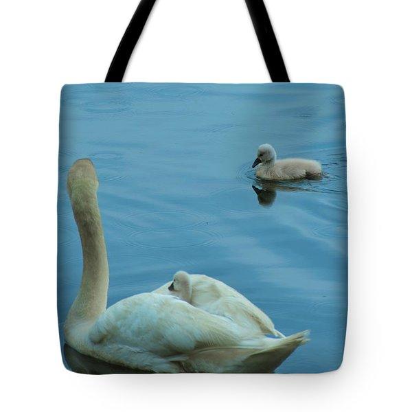 Ugly Ducklings Tote Bag