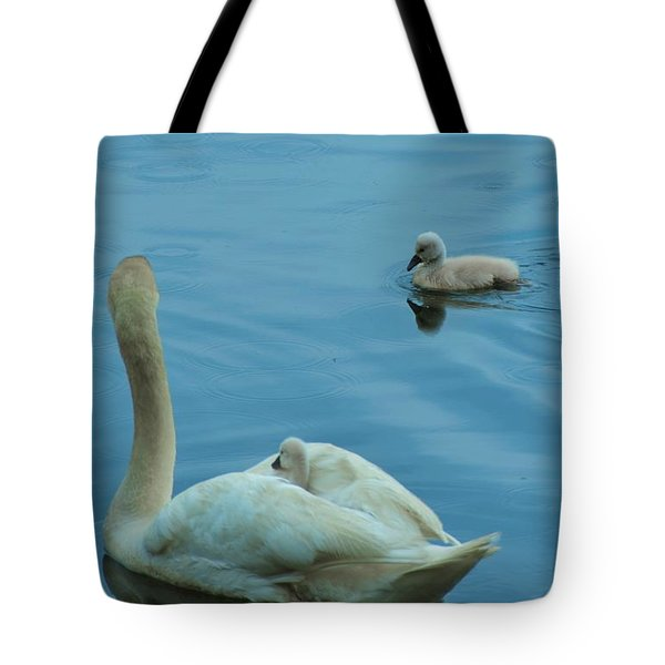 Ugly Ducklings Tote Bag