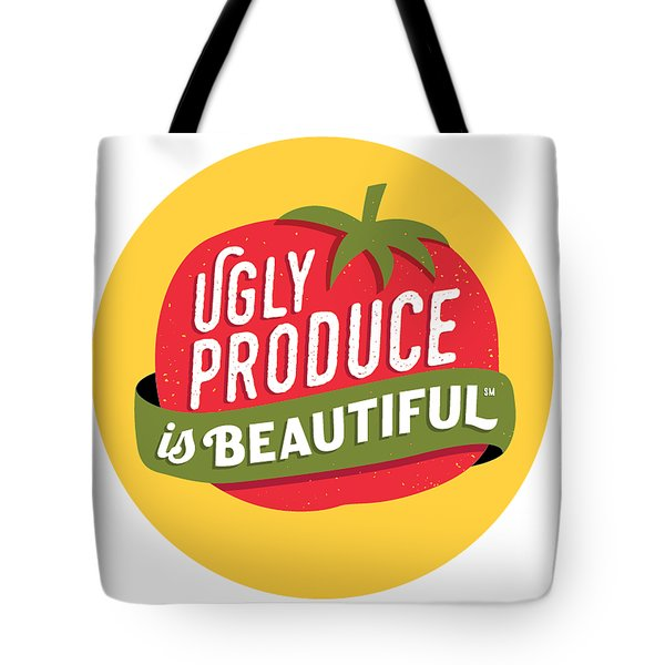 Ugly Produce Is Beautiful Tote Bag