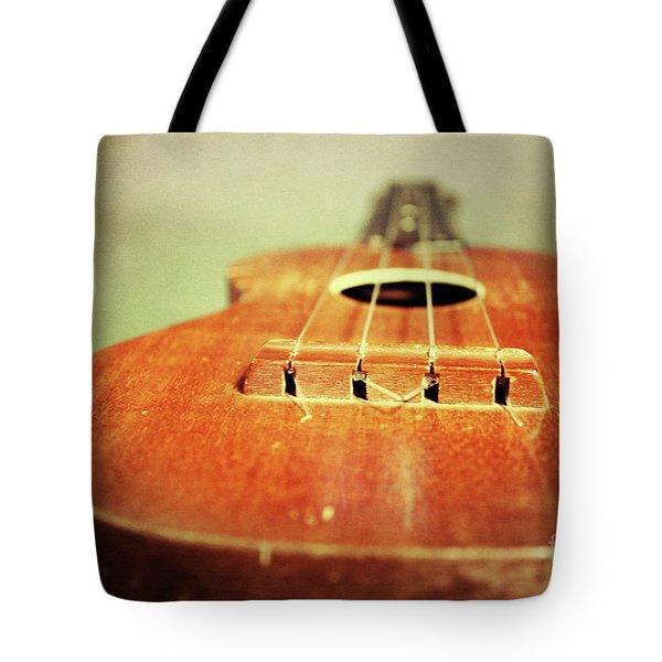 Uke Tote Bag