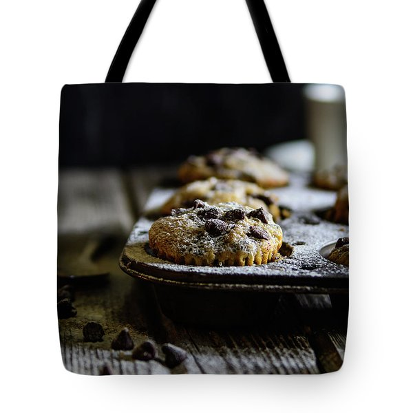 Ultimate Chocolate Chip Muffins Tote Bag