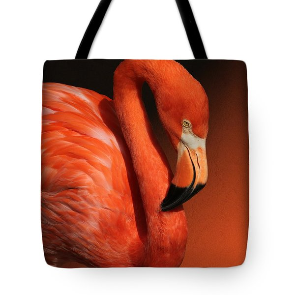 Ultimate Orange Tote Bag