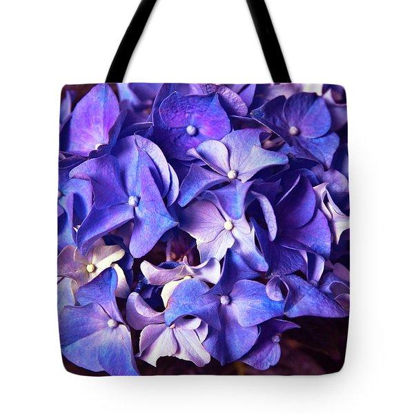 Ultra Violet Dance Tote Bag