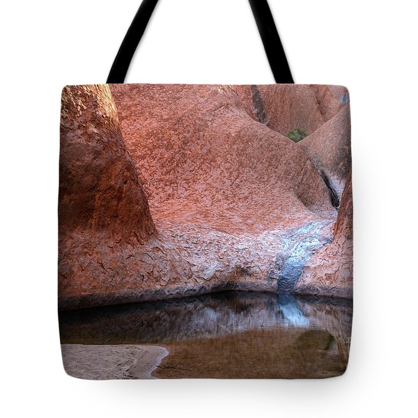 Tote Bag featuring the photograph Uluru 03 by Werner Padarin